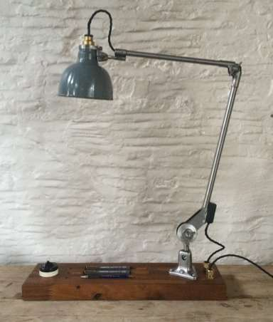 Rademacher task lamp.